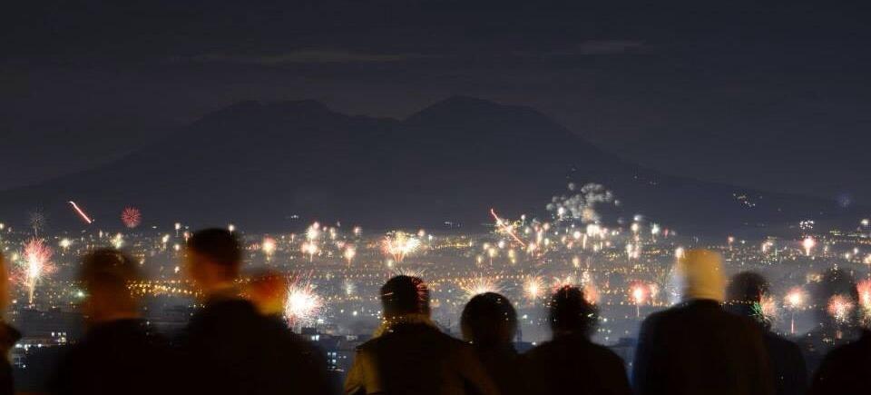 Capodanno 2015 a Sorrento al Ristorante Zio Sam